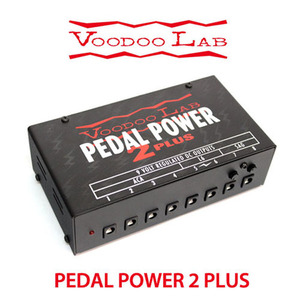 VooDooLab - PEDAL POWER 2 PLUS