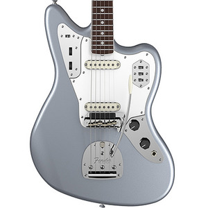 Fender USA American Vintage 65 Jaguar Blue Ice Metallic (011-2100-883) [에비던스케이블 증정]