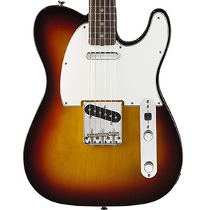 Fender USA New American Vintage 64 Telecaster 3-Color Sunburst (011-1000-800) [에비던스케이블 증정]