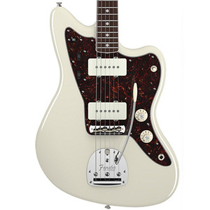 Fender USA New American Vintage 65 Jazzmaster Olympic White (011-2200-805) [에비던스케이블 증정]