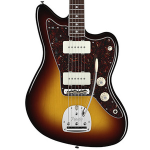 Fender USA New American Vintage 65 Jazzmaster 3-Color Sunburst (011-2200-800) [에비던스케이블 증정]