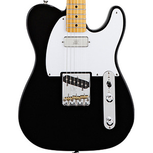 Fender AM Vin52 Hot Rod Tele Black MN (010-0232-806) [에비던스케이블 증정]