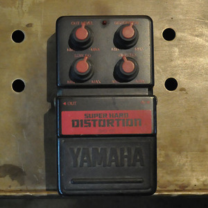 [중고] Yamaha - Super Hard Distortion