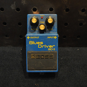 [중고] Boss - BD-2 Blues driver