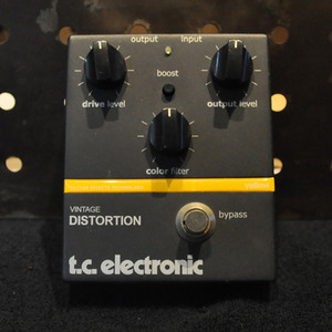 [중고] T.C Electronic Distortion