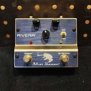 [중고] Rivera - Blues shaman Overdrive