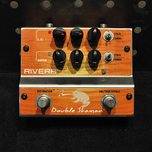 [중고] Rivera - Double Shaman Overdrive