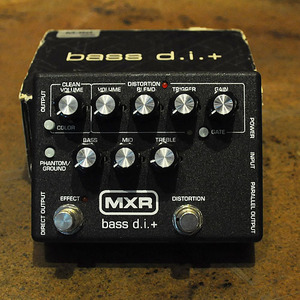[중고] Dunlop - M80 Bass Direct Box with Distortion