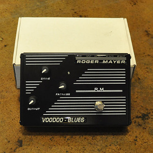 [중고] Roger Mayer - Voodoo Blues Overdrive