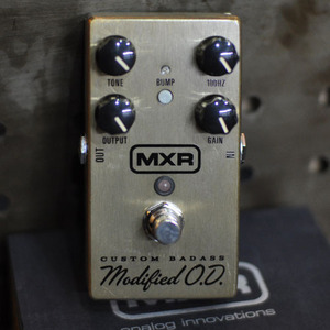 [중고] Dunlop - M77 Modified Overdrive